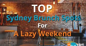 Top Sydney Brunch Spots For A Lazy Weekend