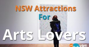 NSW Attractions For Arts Lovers