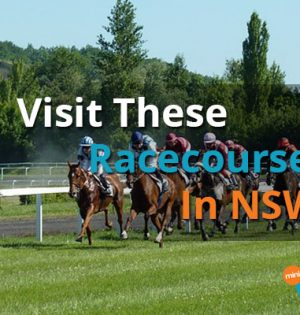 Visit These Racecourses In NSW!