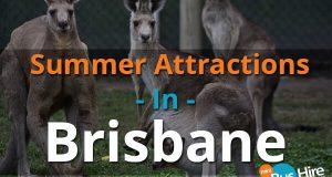 Summer Attractions In Brisbane
