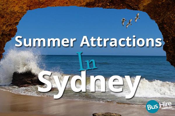 Summer Attractions In Sydney