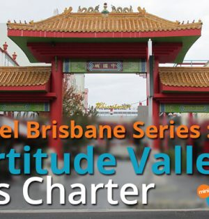 Travel Brisbane Series Fortitude Valley Bus Charter