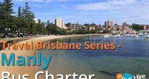 Travel Brisbane Series - Manly Bus Charter