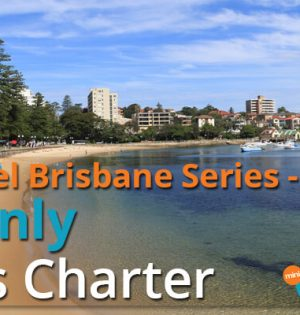 Travel Brisbane Series - Manly Bus Charter