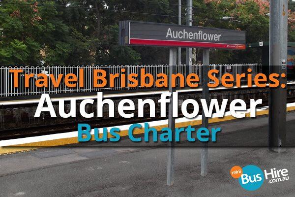 Travel Brisbane Series Auchenflower Bus Charter