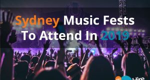 Sydney Music Fests To Attend In 2019