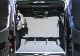 11 Seat Luxury Mini Bus (Silver)
